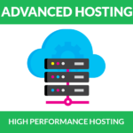 1 Year Advanced Hosting