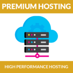 1 Year Premium Hosting