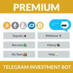 Telegram Investment Bot – Premium Package 2020