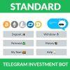 Telegram Investment Bot - Standard