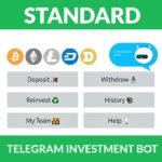 Telegram Investment Bot – Standard Package 2020