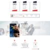 HYIP Template - Investment Business Template MercuryMining ID 108