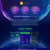 HYIP Template - Investment Business Template UltiFuture ID 136