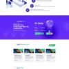 HYIP Template - Investment Business Template Vita5 ID 142