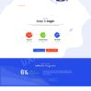 HYIP Template - Investment Business Template Income ID 147