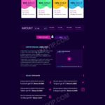HYIP Template – Investment Business Template NewMining ID 149