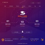 HYIP Template – Investment Business Template ScalpFund ID 155