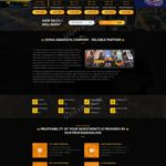 HYIP Template ID 95 ChinaAmazon